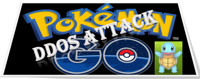 Hackers Group Attacks On Pokemon Go Website To Take Its Server Down