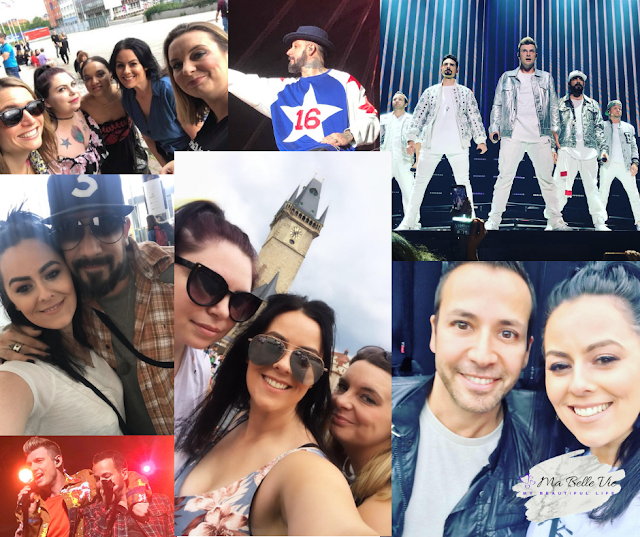 BSB, Backstreet Boys, DNA World Tour, Europe