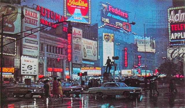 16 Colorful Photos Of Times Square New York In The 1960s Vintage Everyday