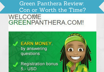 Review đánh giá kiếm tiền trên Green Panthera? Có hiệu quả hay không?