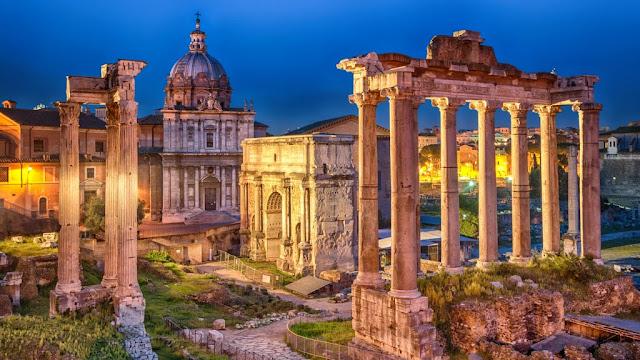 Roma Italia Akan Ditaklukan Umat Islam