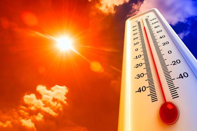 Media Argentina con alerta amarilla por el calor