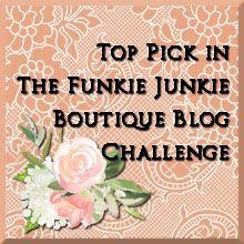 WINNER: Overall Pick, The Funkie Junkie Boutique Challenge Blog