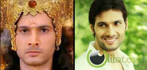 10 Wajah Pemain Film serial Mahabharata