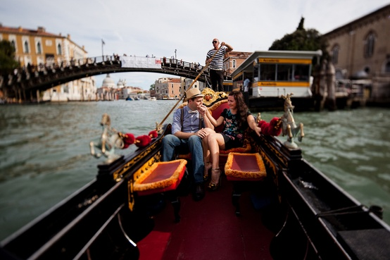 Honeymoon Planning - Venice, Italy