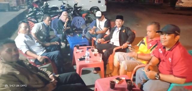 Rawan Lakalantas Pengurus GWKP Tanggapi Keluhan Masyarakat Panjang - komisi informasi lampung