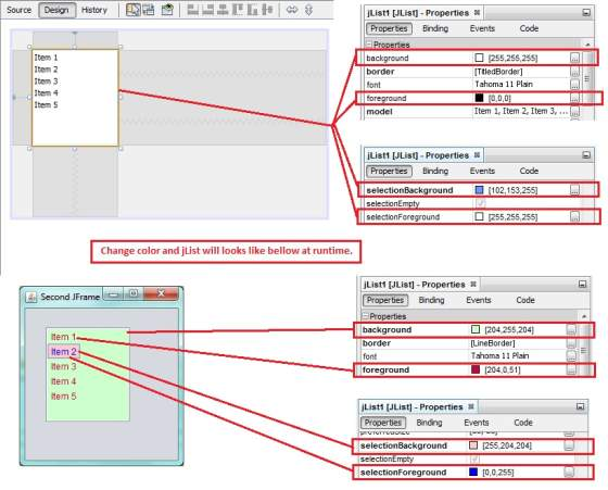 Color_Settings_of_jList_in_Java