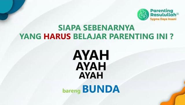ELearning Parenting Rasulullah