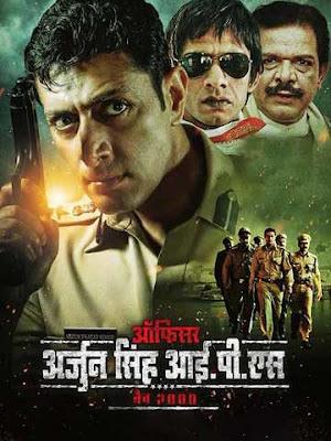Officer Arjun Singh IPS (2019) Hindi 720p HDRip x265 HEVC 500Mb