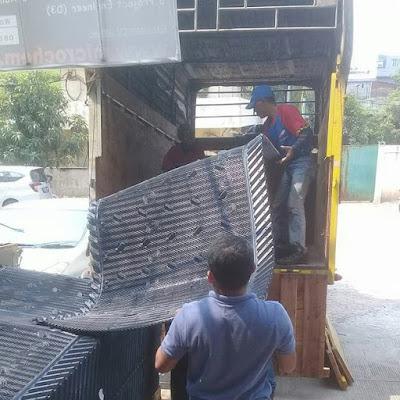 Truk Balen Jakarta Lampung