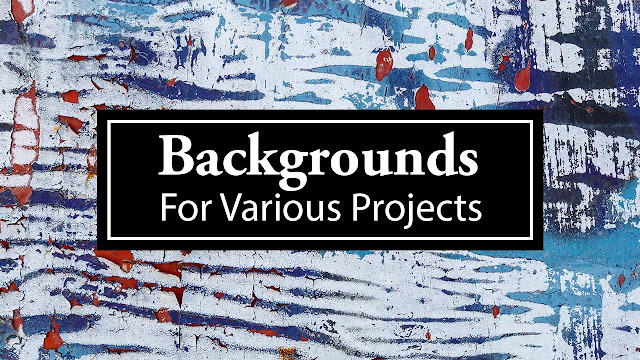 Backgrounds For Projects Available on Creative Cloud Exchange