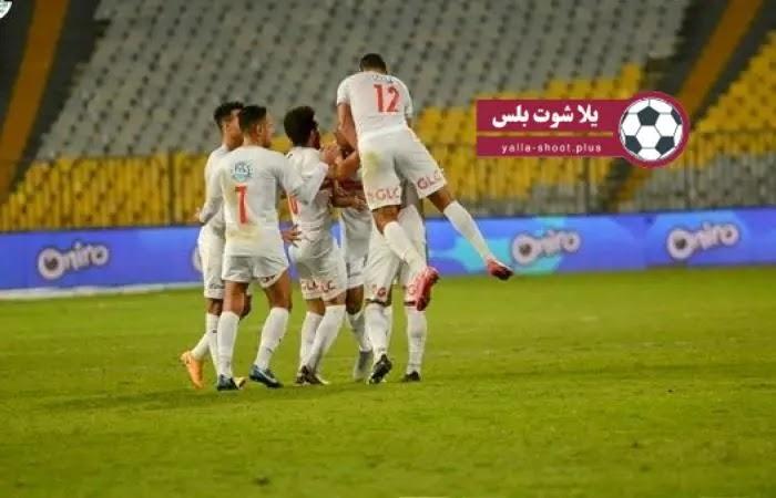 موعد مباراة الزمالك وغزل المحله في الدوري المصري الممتاز