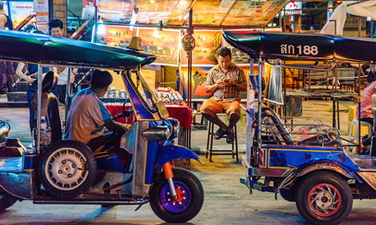 15 things you can not do in Thailand