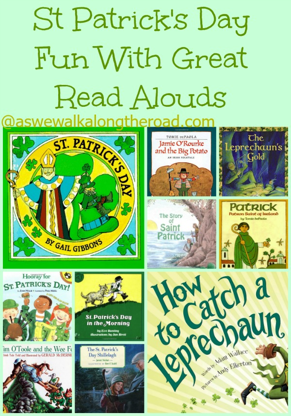 Read Aloud St. Patrick's Day