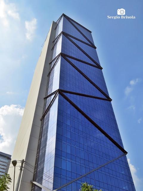Vista ampla do Edifício TEK Nações Unidas - Vila Tramontano - São Paulo
