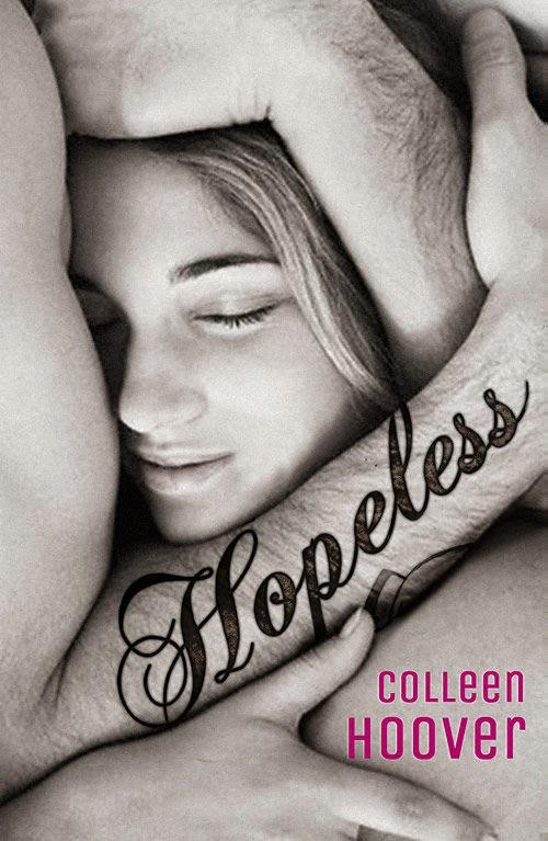 """#3 """"Hopeless"""" Colleen Hoover"""