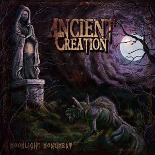 """Το τραγούδι των Ancient Creation """"Moonlight Monument"""" από τον ομότιτλο δίσκο"""