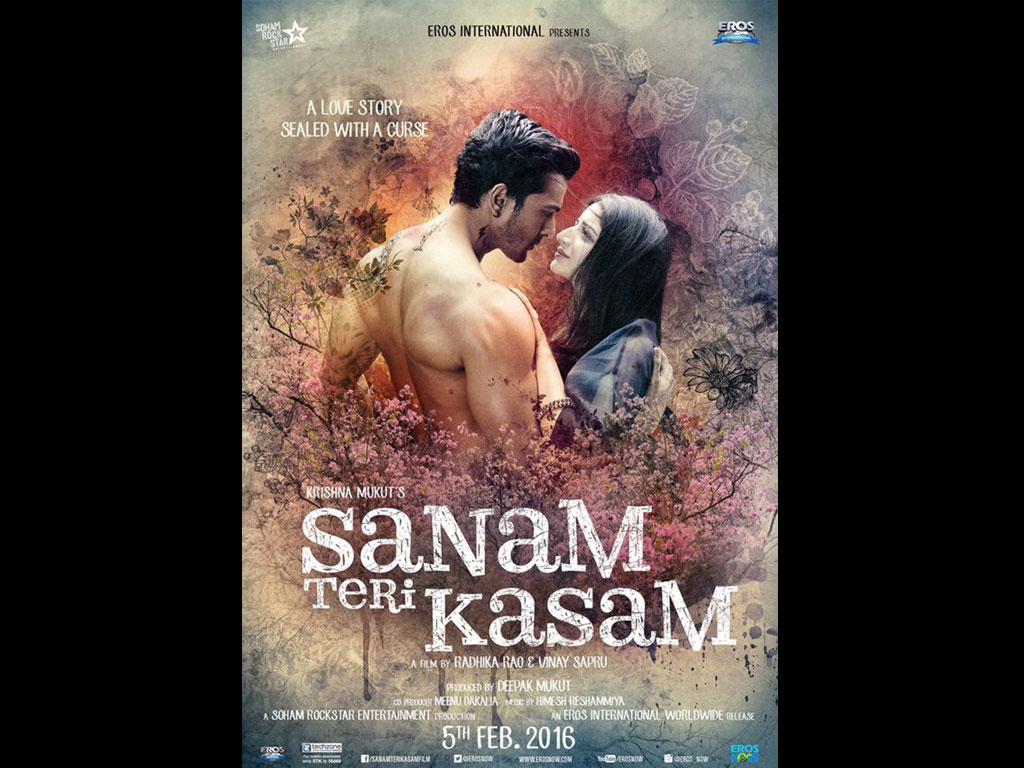 Sanam Teri Kasam Hq Movie Wallpapers Sanam Teri Kasam Hd: Sanam Teri Kasam Movie Poster