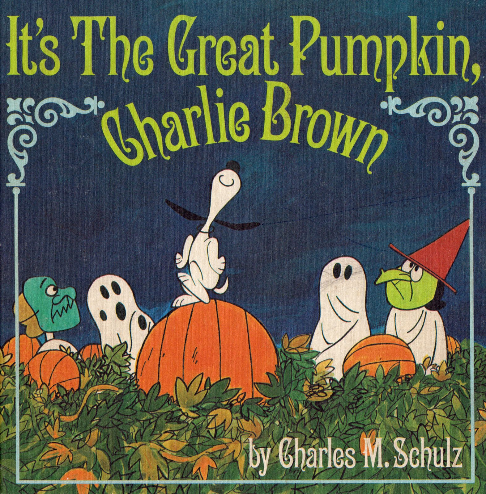 Its The Great Pumpkin Charlie Brown Quotes: Great Pumpkin Charlie Brown Quotes. QuotesGram