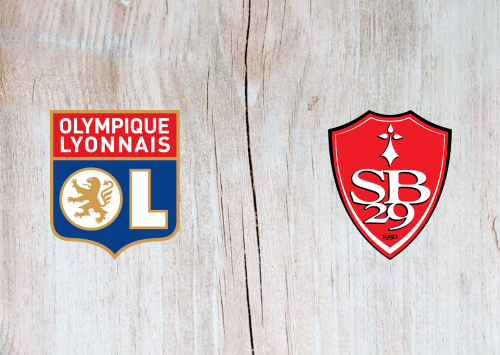 Olympique Lyonnais vs Brest -Highlights 16 December 2020
