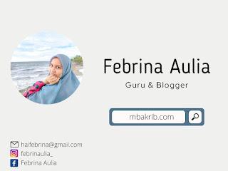 Personal branding Febrina