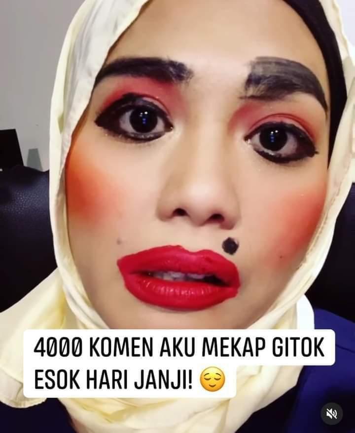 Make Up Viral