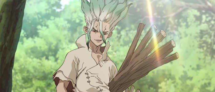Anime like Dr Stone