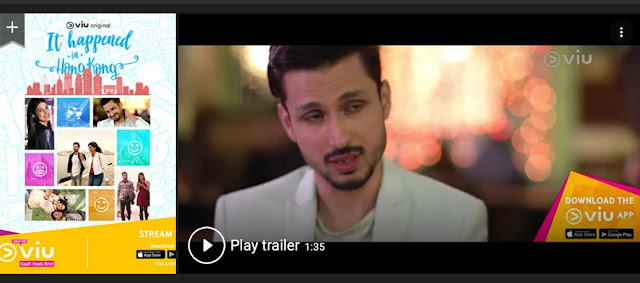 Play It Happened in Hong Kong (2018) Hindi Indian Web Series Trailer online for free
