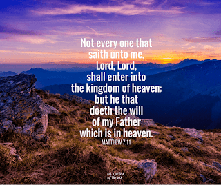 Catholic Daily Reading + Reflection: 3 December 2020 - He Who Does The Will Of The Father Shall Enter The Kingdom Of Heaven