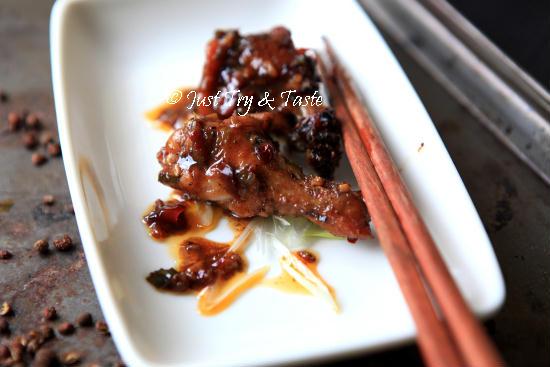 Resep Ayam Panggang Cabai Bawang