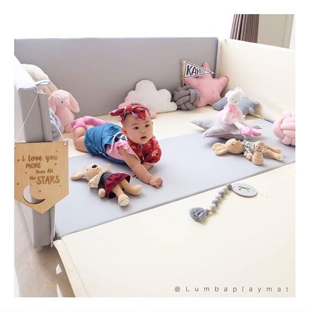 Sewa Lumba Playmat dan Matras Sejenis untuk Bayi Anda