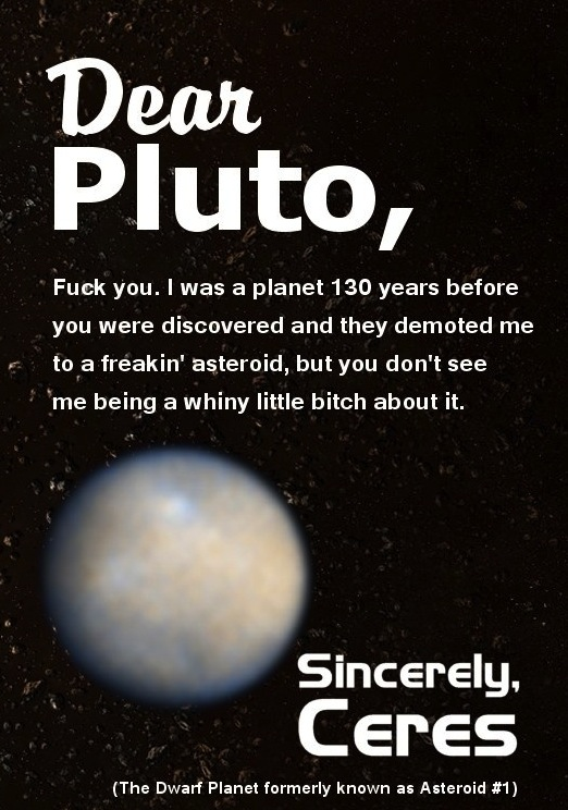 planet pluto not a meme - photo #23