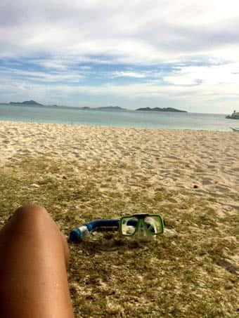 Malacapuya Island, Coron