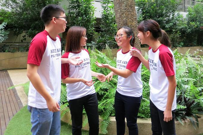 Get inspired on Nurses' Day by these first-year Ngee Ann Polytechnic students