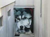 Deakin Street Art | Unknown Artist