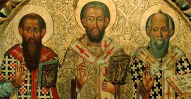 30η Ιανουαρίου ημέρα εορτασμού των Τριών Ιεραρχών στο 1ο Λύκειο Άργους