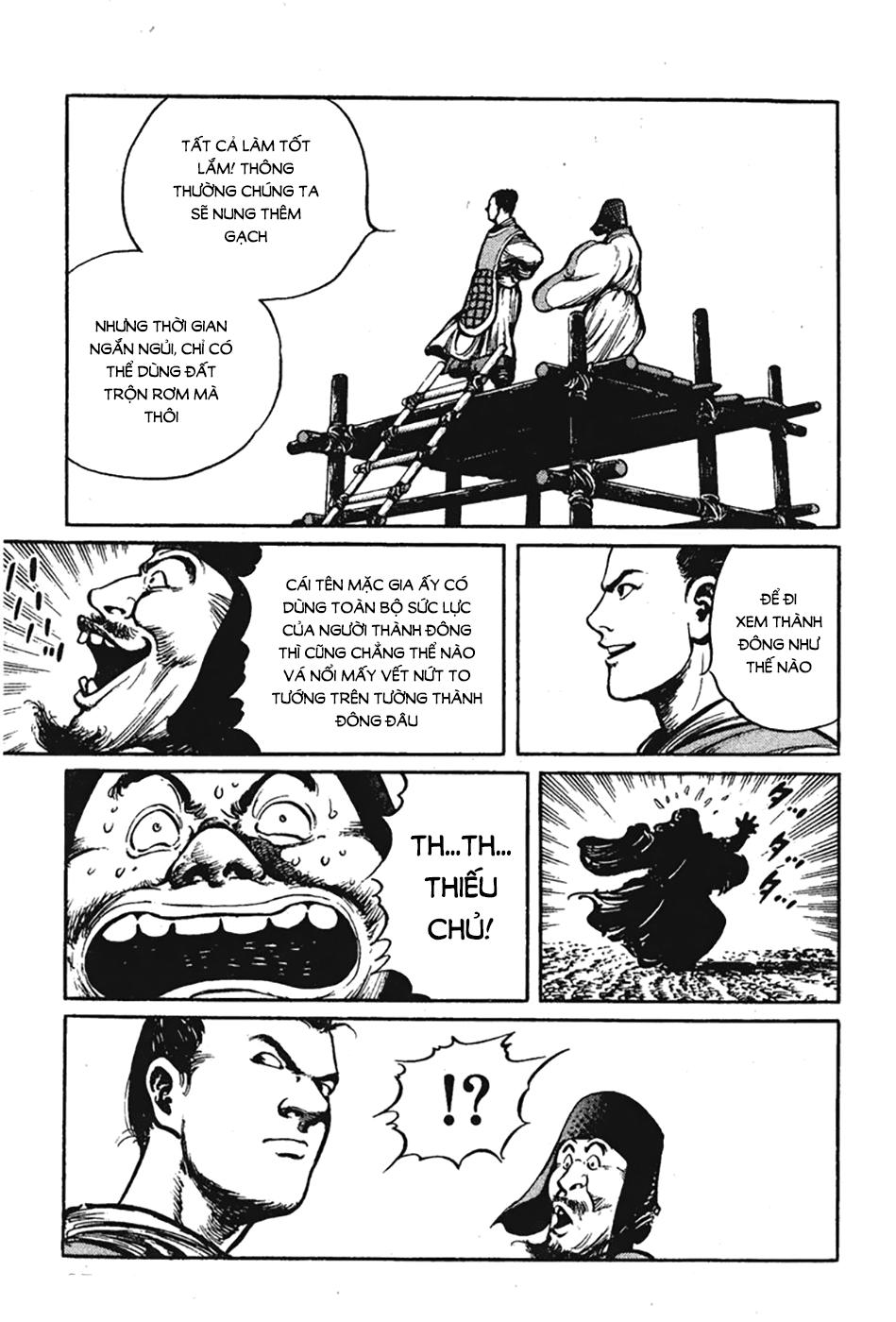 Bokko Chapter 3: Cách Ly sửa thành trang 13
