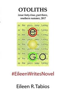 Eileen Verbs Books: #EILEENWRITESNOVEL OUT IN PRINT!
