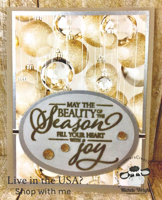 Card, Merry Christmas to All, Christmas, Joy