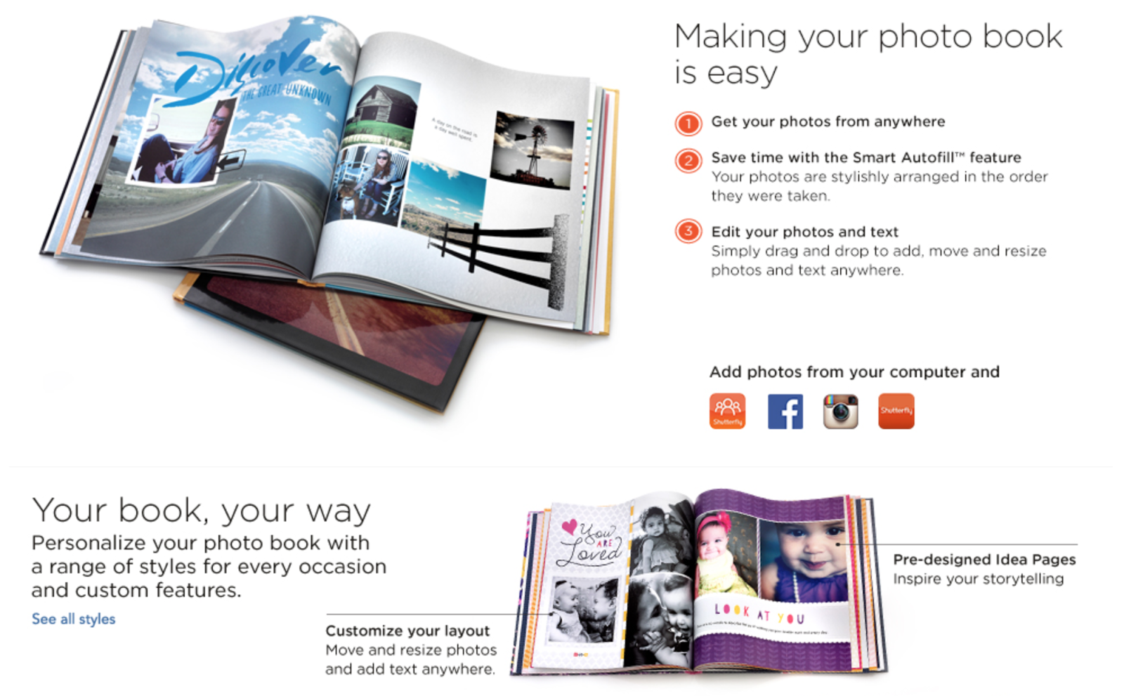 Shutterfly Photo Book Review