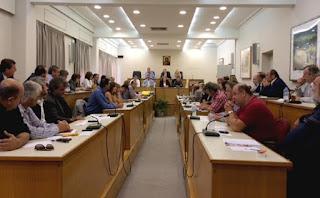Αίτημα της ΑΡΙΣΤΕΡΗΣ ΠΑΡΕΜΒΑΣΗΣ για επαναλειτουργία του  Περιφ.Συμβουλίου