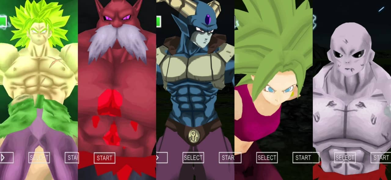 Dragon ball Super Manga Game for Android
