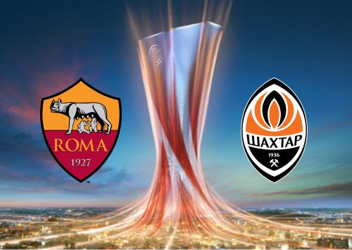 Roma vs Shakhtar Donetsk -Highlights 11 March 2021