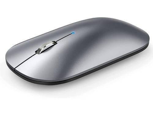 TeckNet Bluetooth Slim Silent Rechargeable Mouse