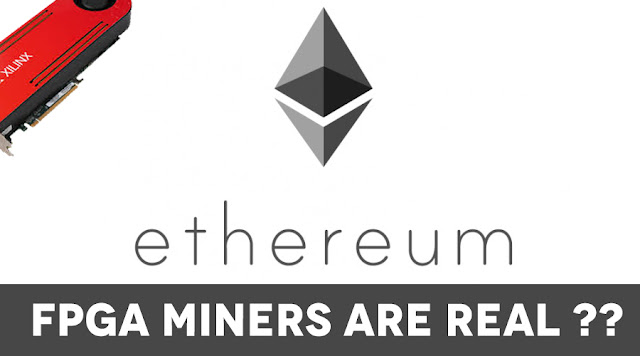 FPGA miners take on Ethereum - Already?