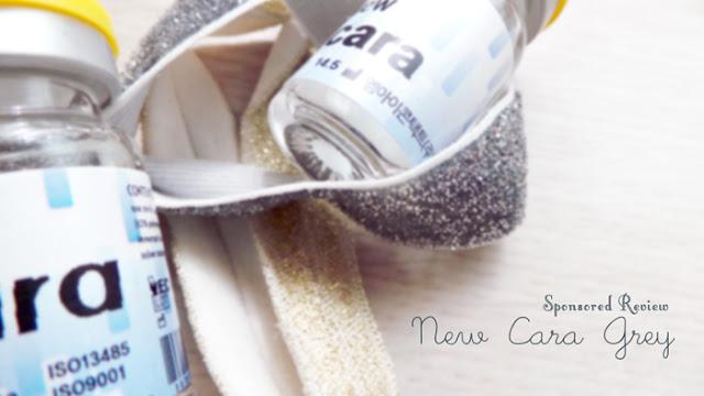 Sponsored Review New Cara Grey korea seoul circle lens
