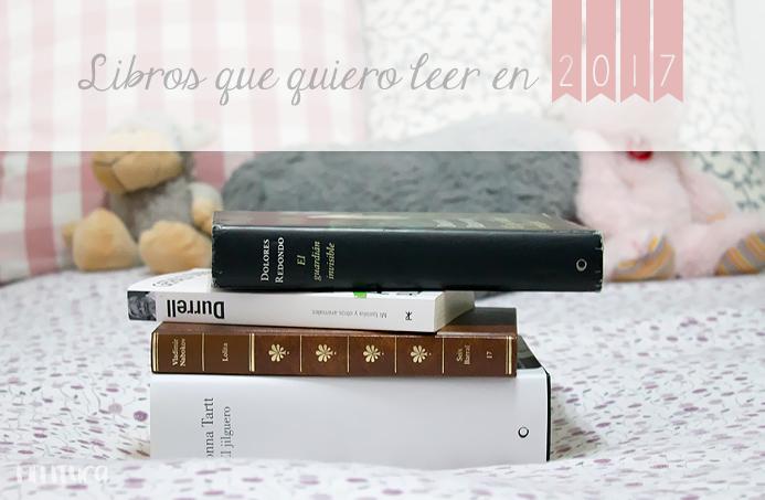libros leer 2017 lecturas lista