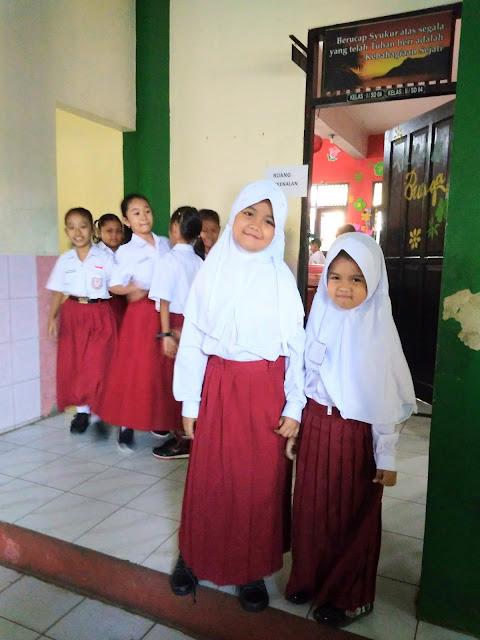 SDN Wonotingal 01 Semarang