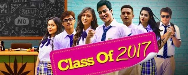 Class of 2017 Hindi web series