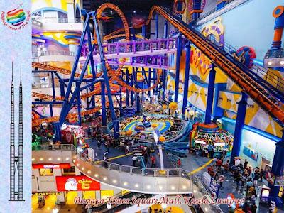 Berjaya Times Square Mall, Kuala Lumpur